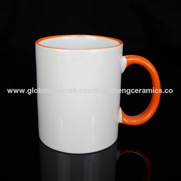 China Coffee mug, ceramic mug with custom photo,colors, designs, logos and sizes are accepted