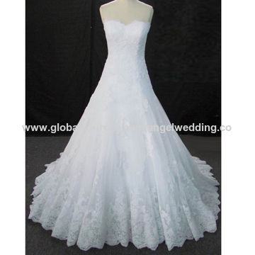 Guangzhou new design wedding dress | Global Sources