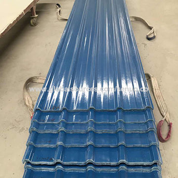 Colorful Corrugated Fiberglass FRP Roofing Panel | Global