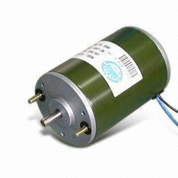 4 6a small dc electric motor with 80mm diameter and for Small dc electric motors