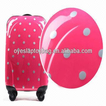 Polycarbonate Trolley Bags Trolley Luggage Travel Bag Of Suitcase ...