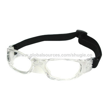 16ca37f4c19 Taiwan PC-frame Safety Goggles with Durable Polycarbonate Lenses ...