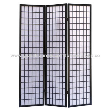 China Shoji Screen Room Divider on Global Sources