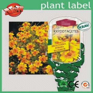 plant label plastic tags 1 Environment protection material 2
