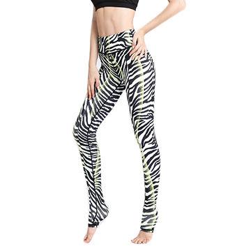 3067fd5095e2 China Women's sports pants ladies legging fitness splicing leggings print yoga  pants for woman ...