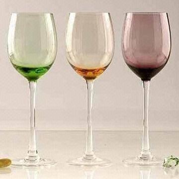 Wine Glasses China Wine Glasses & Color Wine Glasses Used for Daily Necessities Drinking Tableware ...