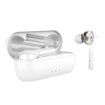 China Tws 5 0 Wireless Bluetooth Earphones Mini Stereo Bass Earbuds Headset With Mic Charging Case On Global Sources