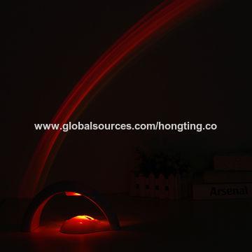 China LED night light baby room sleeping projector