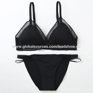 d6803354c70 China Bra panty setWholesale bra and panties from Shenzhen ...