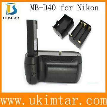 Battery Grip para Nikon D40//D40x//D60//D5000//MB-D60