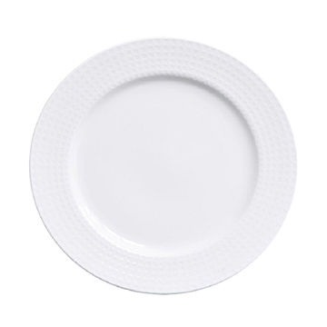 Porcelain dinner plates China Porcelain dinner plates  sc 1 st  Global Sources & China Porcelain dinner plates salad plate steak plate spaghetti ...