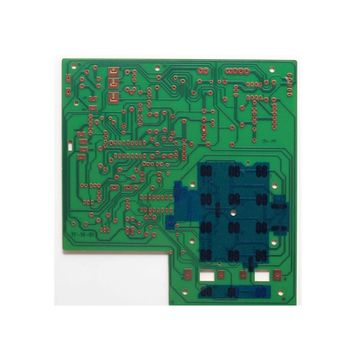 Double-sided Peelable Mask PCB