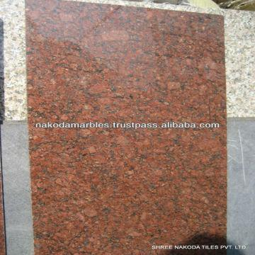 Imperial Red Granite Counter Top 1color Red 2finish Polish 3size