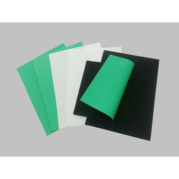 China Polyurethane Damping Sheet for Impact Sound Insulation