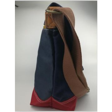 China Canvas tote shoulder bags, OEM/ODM, made of 100% cotton canvas