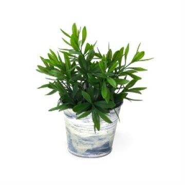 artificial herbs pot | global sources
