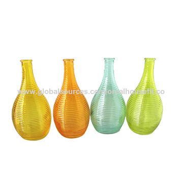 China Glass Vases From Jinan Manufacturer Shandong Oreal