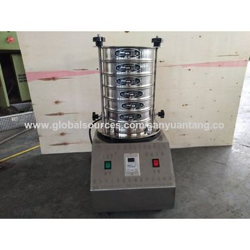 Hot sale drug testing laboratory vibrating screen machine