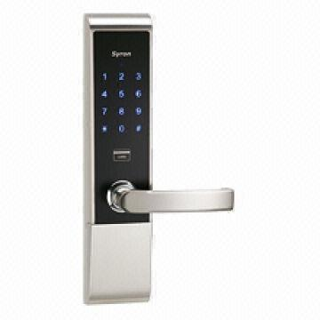 China Home Door Lock Electronic Apartment Office And Household