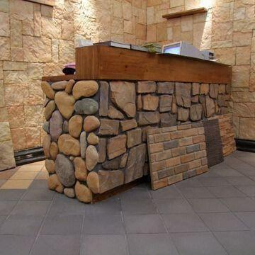 Artificial Cultured Stones, Decorative Stone for Wall Cladding ...