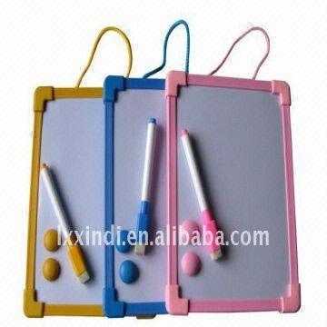 China Children Writing Board Education Kids Whiteboard Dry Erase