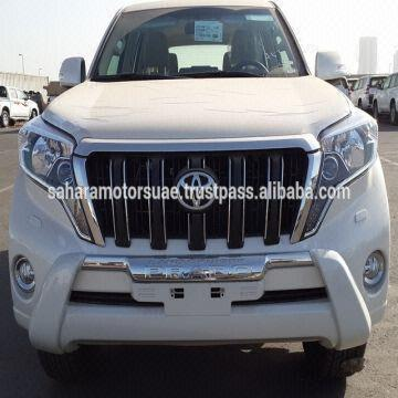 China Dubai Cars Wholesalers Toyota Prado TXL 2 7L spare