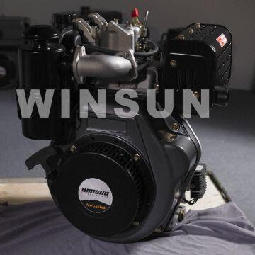 Single-cylinder Diesel Engine--WS188FA | Global Sources