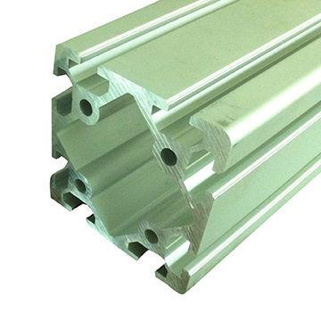 Aluminum framing T-slot extrusions