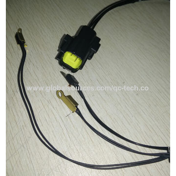 Low voltage wire harness, used in car automotive | Global ... on