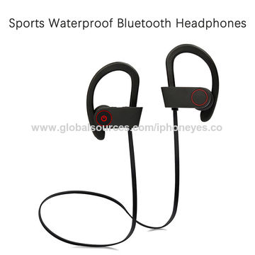 China Wireless Headphones Bluetooth V4.1 Stereo Headsets Noise Canceling Earphones Works for Running