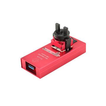 BGA153 Socket USB Solution_ Pitch 0 5mm _ 11 5x13mm ,High