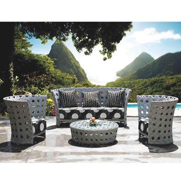 Outdoor Wicker Sofa Sets China Outdoor Wicker Sofa Sets
