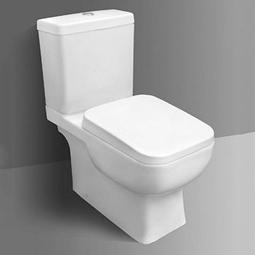 square shaped toilet seat. China New Square Shaped Model Toilet With P Trap Bowl  On