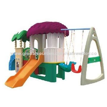 Plastic Baby Swing Set Global Sources, Plastic Playground Set