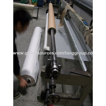 China Polyethylene film, used for Lectra, Investronica, Gerber, Autometrix, Eastman, Tukatech cutter