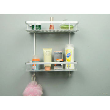 China Bathroom Shampoo Rack E Savers Shower Holder