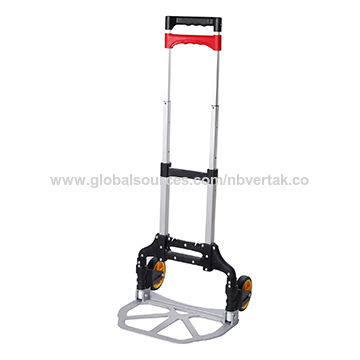 Hand trolley /hand cart / push cart wheels for sale | Global Sources