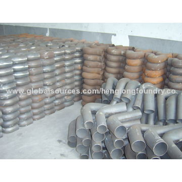 China Sand Casting Cast Iron S Pipe Fitting