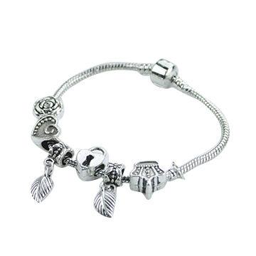 a58c873d9 Fashionable Pandora Bracelet with Alloy Beads | Global Sources
