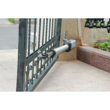 Swinging gate openers