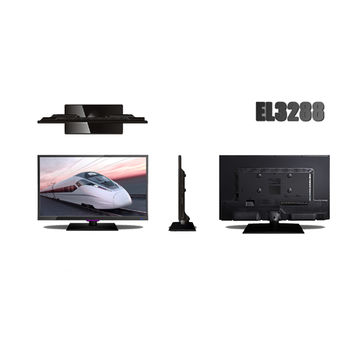 China 32-inch DLED TV with M-Star Solution, Slim Frame Design, USB Function Play Video and HDMI/VGA