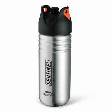 27f3ef6e2e05 Sports Water Bottle, Made of Aluminum, Available in Various Colors ...
