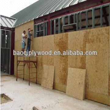 Osb Board 1 Material Poplar Pine Mixed