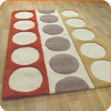 Kids Rug Hand Made Wool Carpet