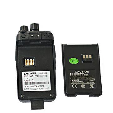 China IP67 waterproof dust-proof walkie talkie 25km SDR transceiver