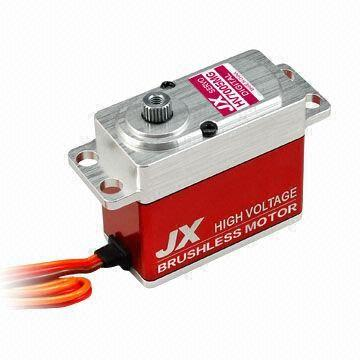 High voltage waterproof digital servo with brushless motor for High speed servo motor