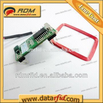 TTL port 125KHz RFID reader modules for Bus Pos Device 1 RS232/TTL