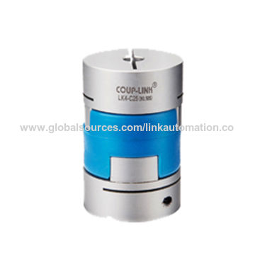 Coup link ultra-precision cross joint coupling, slip coupler