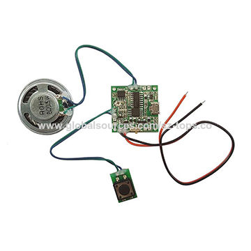 China MP3 Player Sound Record Play Module from Shenzhen Wholesaler