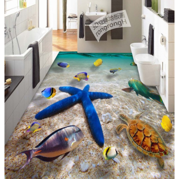 Hot Sale Polished Porcelain D Resin Carpet Floor Pvc Vinyl D - 3d vinyl flooring for sale